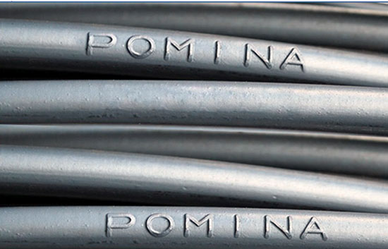 Thép Pomina các loại phi 6 8 10 12 14 16 18 20 22 24 26 giá tốt trên thị phần hiện tại