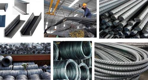 Sắt thép xây cất Hòa Phát trên thị trường tháng 4 năm 2017