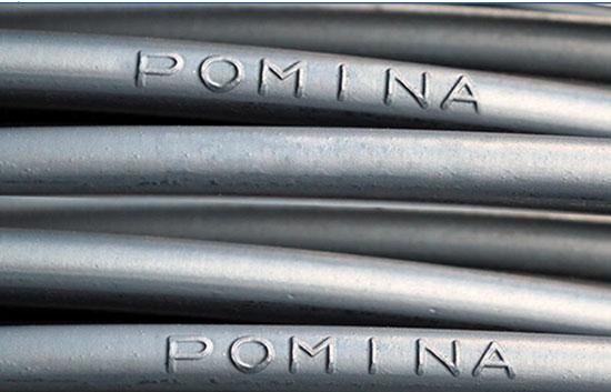 Thép tròn trơn phi 6 của Pomina