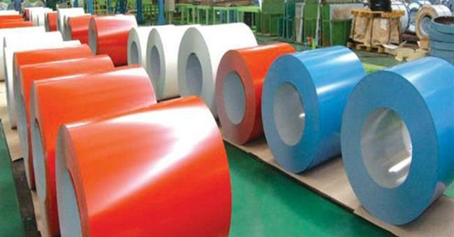 Thép cuộn xuất khẩu hiện nay trên thị trường 2018