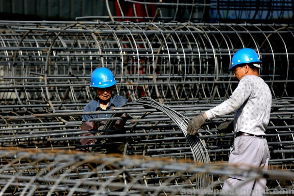 Sắt thép xây dựng hiện nay 2018 trên thị trường