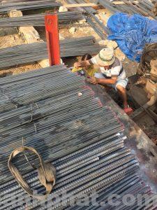 1 tấn thép xây dựng giá bao nhiêu