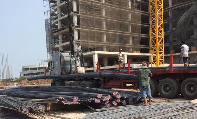thép xây dựng cho công trình
